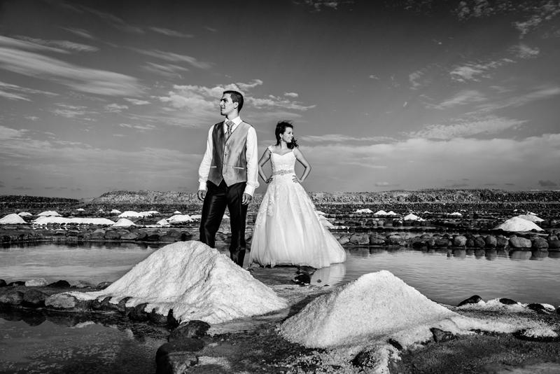 Salinas de pozo izquierdo i post boda luc a el as - Fotografo las palmas ...